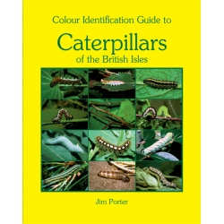 Caterpillars of the British Isles, Colour Identification Guide.  Jim Porter