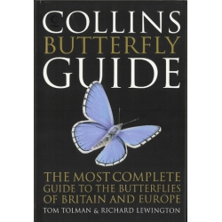 Collins Butterfly Guide  Tom Tolman and Richard Lewington
