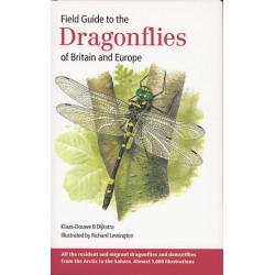 Field Guide to Dragonflies of Britain & Europe
