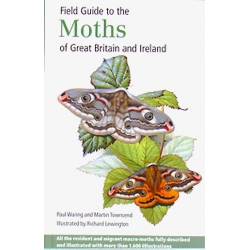 Field Guide to the MOTHS of Great Britain & Ireland