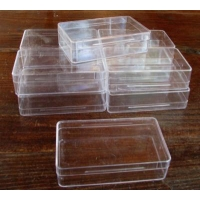 Plastic Box Size 7 Small. Carton of 8