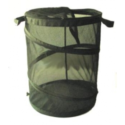 Pop-up Cylindrical Netting Cage