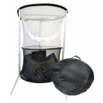 Moonlander Moth Trap with Supports and Goodden GemLight