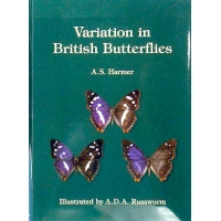 Variations in British Butterflies Harmer