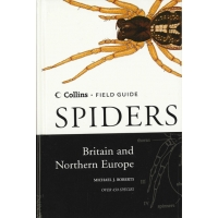 Field Guide to Spiders of Great Britain & N. Europe