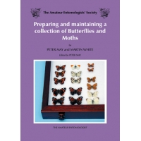 Preparing & Maintaining a Collection of Butterflies and Moths