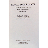 Larval Foodplants  P.B.M Allen