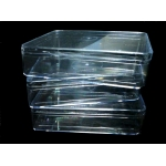 Size 5A  Plastic Box Shallow version of Size 5 174 x 115 x 41mm. Carton of 3.